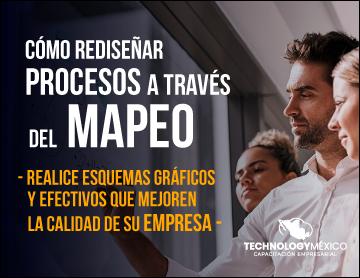 Cómo Rediseñar Procesos a través del MAPEO