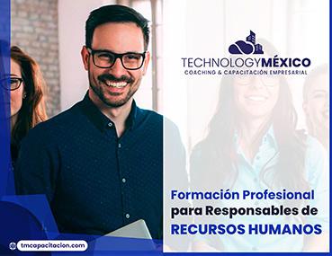 Formación Profesional para Responsables de Recursos Humanos