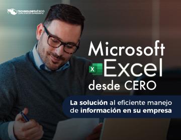 Microsoft Excel® desde CERO