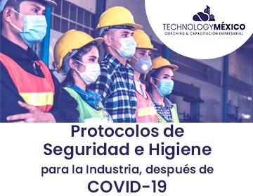 Protocolos de Seguridad e Higiene para la Industria, después de COVID-19