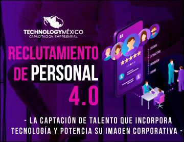 RECLUTAMIENTO DE PERSONAL 4.0