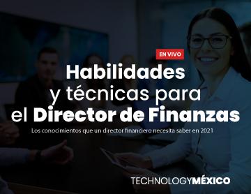 Habilidades y técnicas para el Director de Finanzas