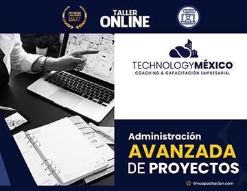 Administración AVANZADA de Proyectos