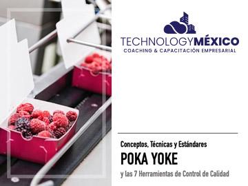 Conceptos, Técnicas y Estándares POKA YOKE y las 7 Herramientas de Control de Calidad