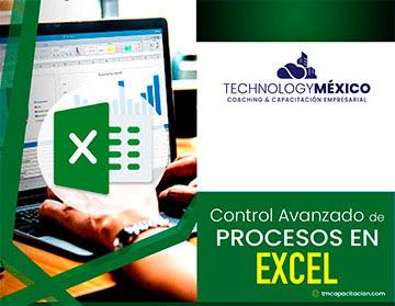 Control Avanzado de Procesos con EXCEL