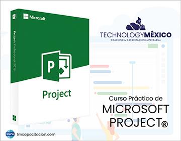 Curso Práctico de Microsoft Project®