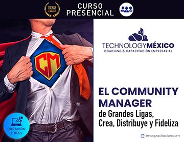 El Community Manager de Grandes Ligas - Crea, distribuye y fideliza