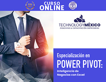 Especialización en Power Pivot: Inteligencia de Negocios con Excel
