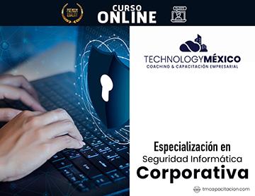 Especialización en Seguridad Informática Corporativa