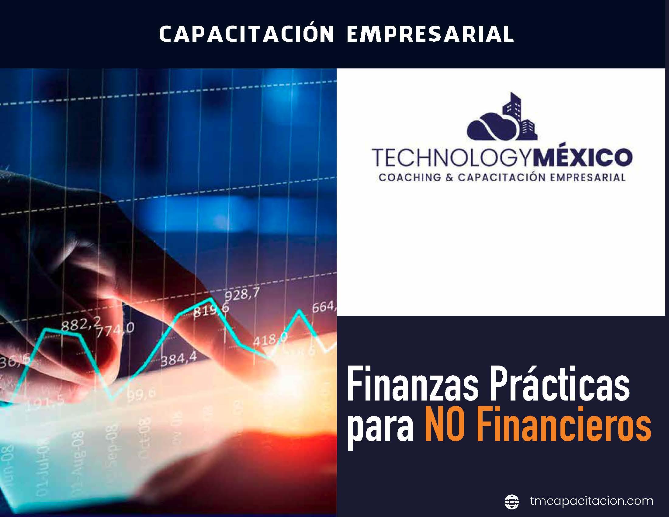 Finanzas Prácticas para NO Financieros