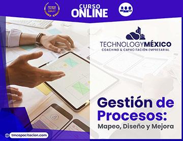 Gestión de Procesos: Mapeo, Diseño y Mejora