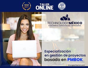Gestión de Proyectos basado en PMBOK®