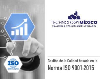 Gestión de la Calidad basada en la Norma ISO 9001:2015
