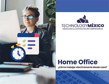 HOME OFFICE: Cómo Trabajar Efectívamente desde Casa