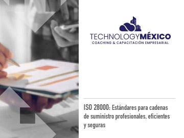 ISO-28000 - Estándares para cadenas de Suministro profesionales, eficientes y seguras