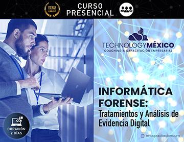 Informática Forense: Tratamiento y Análisis de Evidencia Digital