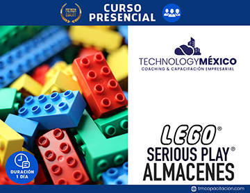 LEGO® SERIOUS PLAY® - Almacenes -