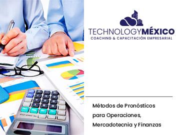 Métodos de Pronósticos para Operaciones, Mercadotecnia y Finanzas
