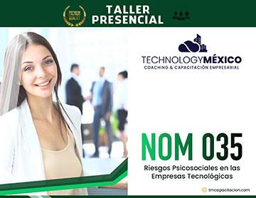 NOM 035 - Riesgos Psicosociales en las Empresas Tecnológicas