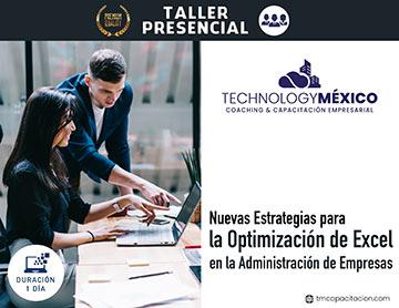 Nuevas Estrategias para la Optimización de Excel en la Administración de Empresas
