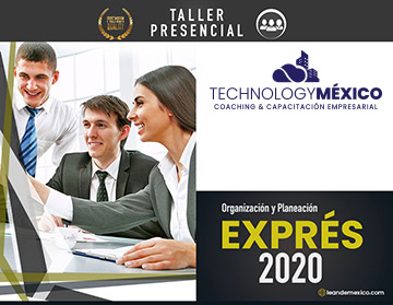 Organización y Planeación Exprés 2020