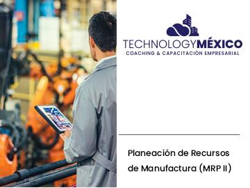 Planeación de Recursos de Manufactura (MRP II)