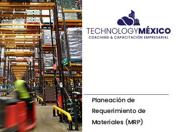 Planeación de Requerimiento de Materiales (MRP)