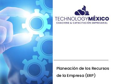 Planeación de los Recursos de la Empresa (ERP)