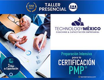 Preparación Intensiva para la Certificación PMP®