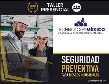 Seguridad Preventiva para Riesgos Industriales