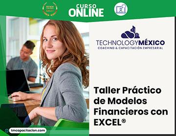 Taller Práctico de Modelos Financieros con EXCEL®
