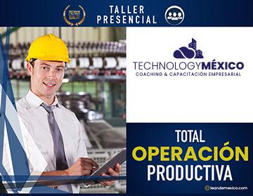 Total Operación Productiva
