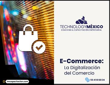 eCommerce: La Digitalización del Comercio